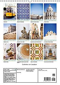 Einblicke von Lissabon (Wandkalender 2019 DIN A3 hoch) - Produktdetailbild 13
