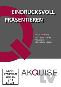 Eindrucksvoll Präsentieren, Antje Terhaag