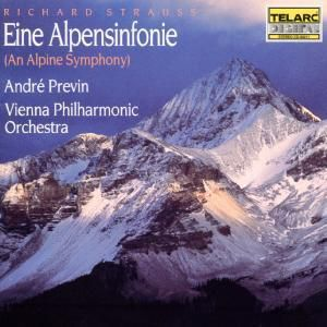 Eine Alpensinfonie, Richard Strauss