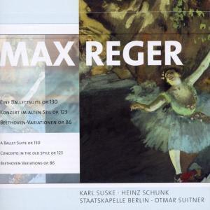 Eine Ballettsuite/konzert/+, Suske, Schunk, Suitner, Sb