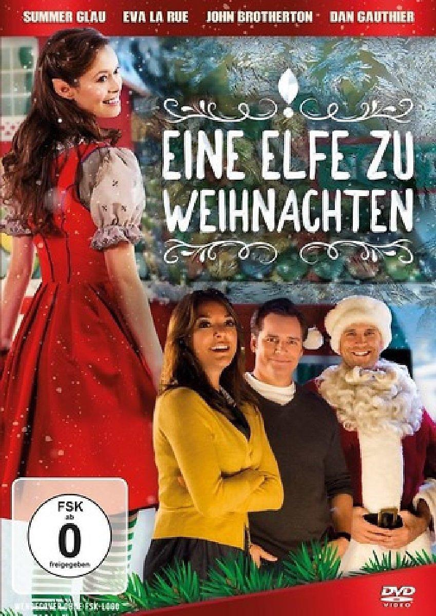 Eine Elfe zu Weihnachten DVD bei Weltbild.de bestellen