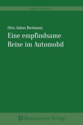 Eine empfindsame Reise im Automobil, Otto Julius Bierbaum