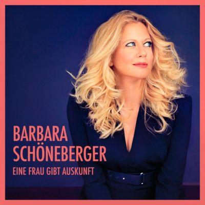 Eine Frau gibt Auskunft (Limitierte Erstauflage), Barbara Schöneberger