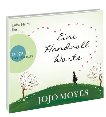 Eine Handvoll Worte, 2 MP3-CD, Jojo Moyes