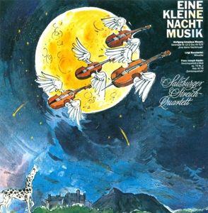 Eine Kleine Nachtmusik, Salzburger Streichquartett