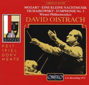 Eine Kleine Nachtmusik/Sinf.5 E-Moll Op.64, Oistrach, Wp