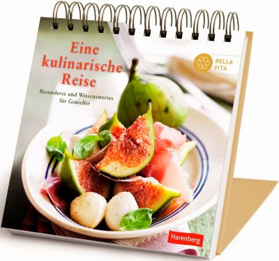 Eine kulinarische Reise, Christina Kuhn