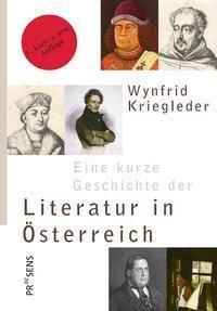 Eine kurze Geschichte der Literatur in Österreich, Wynfrid Kriegleder