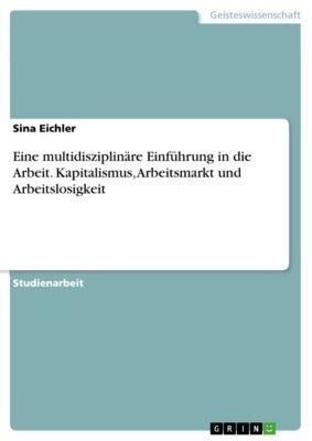 Eine multidisziplinäre Einführung in die Arbeit. Kapitalismus, Arbeitsmarkt und Arbeitslosigkeit, Sina Eichler