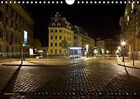 Eine Nacht in Dresden (Wandkalender 2019 DIN A4 quer) - Produktdetailbild 9