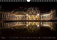 Eine Nacht in Dresden (Wandkalender 2019 DIN A4 quer) - Produktdetailbild 4
