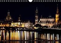 Eine Nacht in Dresden (Wandkalender 2019 DIN A4 quer) - Produktdetailbild 12