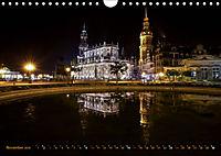 Eine Nacht in Dresden (Wandkalender 2019 DIN A4 quer) - Produktdetailbild 11