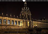 Eine Nacht in Dresden (Wandkalender 2019 DIN A4 quer) - Produktdetailbild 6