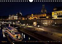 Eine Nacht in Dresden (Wandkalender 2019 DIN A4 quer) - Produktdetailbild 8