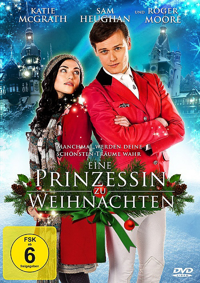 Eine Prinzessin zu Weihnachten DVD bei Weltbild.ch bestellen