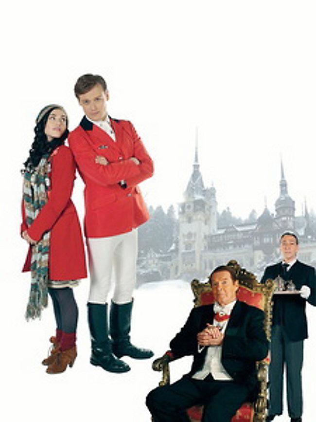 Eine Prinzessin Zu Weihnachten.Eine Prinzessin Zu Weihnachten Dvd Bei Weltbild Ch Bestellen