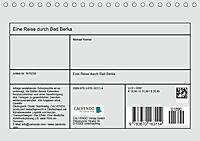 Eine Reise durch Bad Berka (Tischkalender 2019 DIN A5 quer) - Produktdetailbild 13