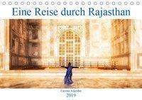 Eine Reise durch Rajasthan (Tischkalender 2019 DIN A5 quer), Carsten Schröder