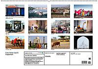 Eine Reise durch Rajasthan (Wandkalender 2019 DIN A2 quer) - Produktdetailbild 13