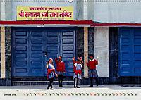 Eine Reise durch Rajasthan (Wandkalender 2019 DIN A2 quer) - Produktdetailbild 1