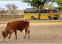 Eine Reise durch Rajasthan (Wandkalender 2019 DIN A2 quer) - Produktdetailbild 11
