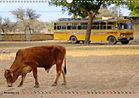 Eine Reise durch Rajasthan (Wandkalender 2019 DIN A3 quer) - Produktdetailbild 11