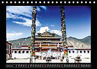Eine Rundreise durch Tibet (Tischkalender 2019 DIN A5 quer) - Produktdetailbild 1