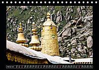 Eine Rundreise durch Tibet (Tischkalender 2019 DIN A5 quer) - Produktdetailbild 2