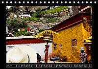 Eine Rundreise durch Tibet (Tischkalender 2019 DIN A5 quer) - Produktdetailbild 6