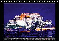 Eine Rundreise durch Tibet (Tischkalender 2019 DIN A5 quer) - Produktdetailbild 12
