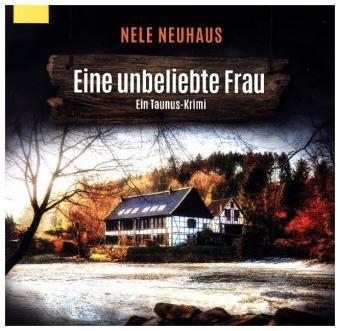 Eine unbeliebte Frau, 1 MP3-CD, Nele Neuhaus