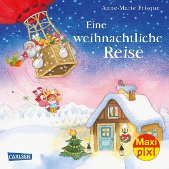Eine weihnachtliche Reise, Anne-Marie Frisque, Anna Himmel