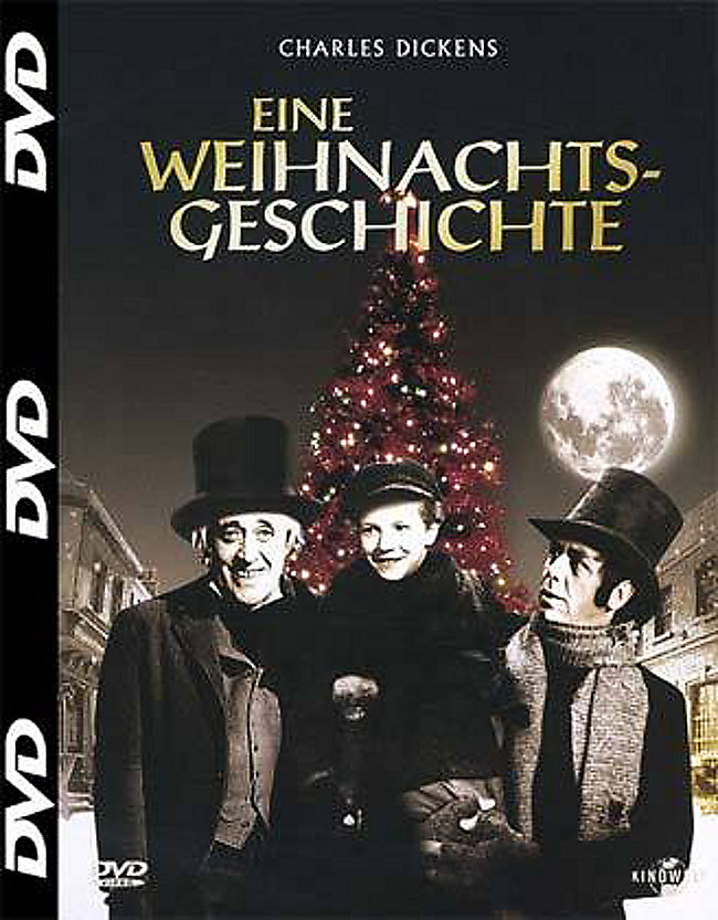 Eine Weihnachtsgeschichte DVD bei Weltbild.de bestellen