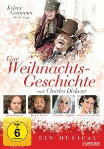 Eine Weihnachtsgeschichte nach Charles Dickens - Das Musical, Charles Dickens