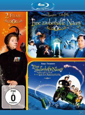 Eine zauberhafte Nanny 1 & 2, Emma Thompson
