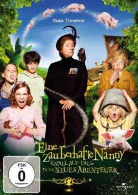 Eine zauberhafte Nanny - Knall auf Fall in ein neues Abenteuer, Christianna Brand