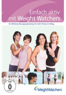 Einfach aktiv mit Weight Watchers, Christiane Präs.V.Weight-Watcher-Teilnehmern Wolff