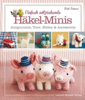 Einfach entzückende Häkel-Minis, Maki Oomaci