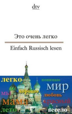Einfach Russisch lesen, Natalija Nossowa
