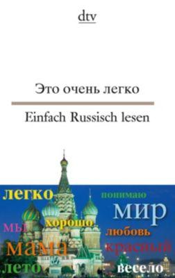 Einfach Russisch lesen - Natalija Nossowa |
