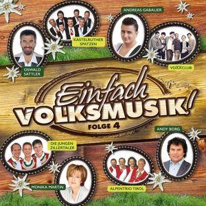 Einfach Volksmusik! Folge 4, Diverse Interpreten