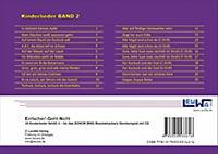 Einfacher!-Geht-Nicht: 18 Kinderlieder für das SONOR® BWG Boomwhackers Glockenspiel, m. 1 Audio-CD - Produktdetailbild 4