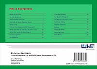 Einfacher!-Geht-Nicht: 19 Hits & Evergreens - für die SONOR® Sopran Glockenspiele, m. 1 Audio-CD - Produktdetailbild 4