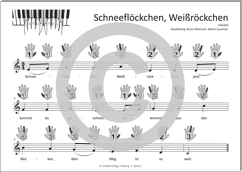 Einfacher!-Geht-Nicht: 24 Weihnachtslieder für MELODICA mit Schlauch ...