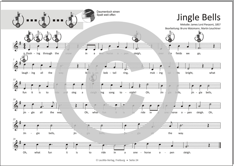 Einfacher!-Geht-Nicht: 24 Weihnachtslieder für Sopran-Blockflöte ...