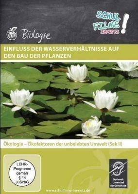 Einfluss der Wasserverhältnisse auf Bau der Pflanzen, 1 DVD
