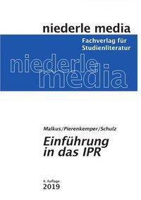 Einführung in das Internationale Privatrecht (IPR) -  pdf epub
