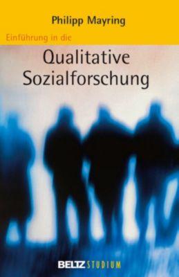 Einführung in die qualitative Sozialforschung, Philipp Mayring