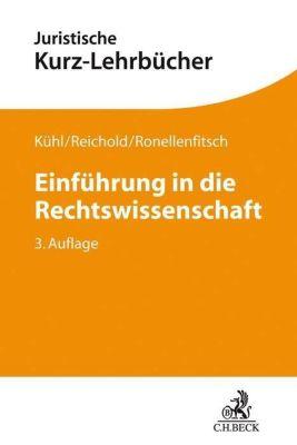 Einführung in die Rechtswissenschaft -  pdf epub